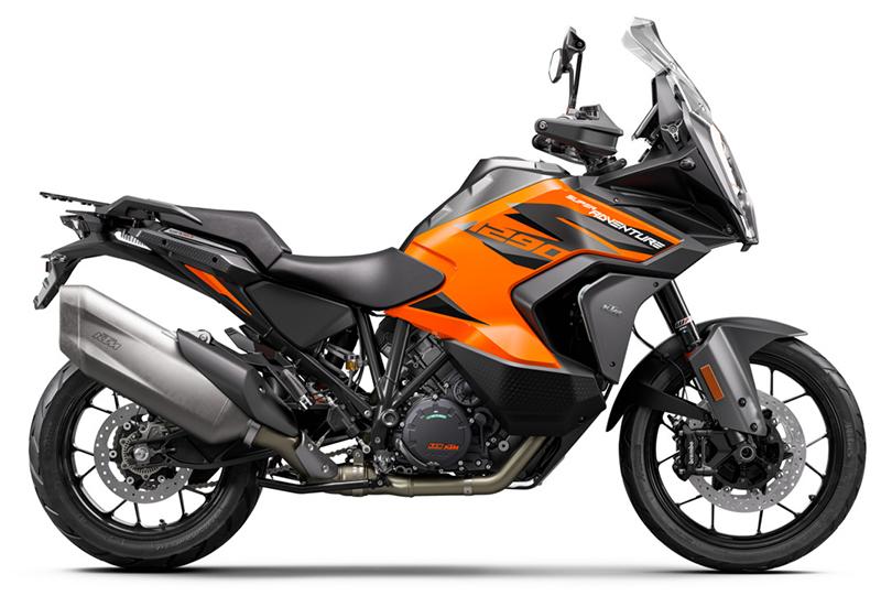 KTM 2021年モデル KTM 1290 SUPER ADVENTURE S KTM 1290 SUPER ADVENTURE R 記事4