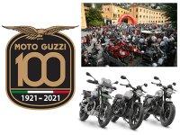 【モトグッツィ】創業100周年を記念したイベントをイタリアで9/9~12に開催! 特別仕様車も登場 メイン