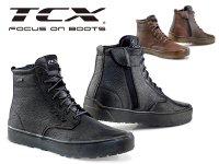 防水仕様の本革ライディングシューズ! TCX「ダートウッド」シリーズ2モデルが登場 メイン
