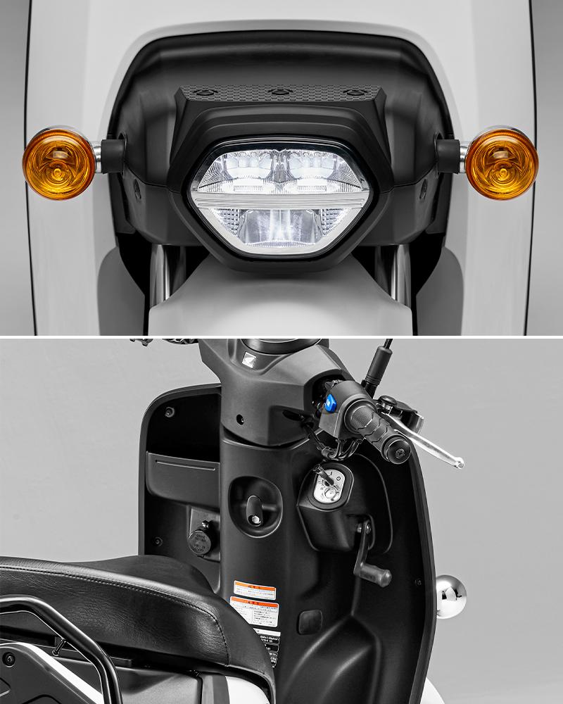 【ホンダ】ビジネス用電動三輪スクーター「ジャイロ e:」を3/25より法人向けに発売 記事6
