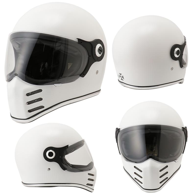 RIDEZ からハードなシルエットのフルフェイスヘルメット「RIDEZ X HELMET」が登場! 記事1