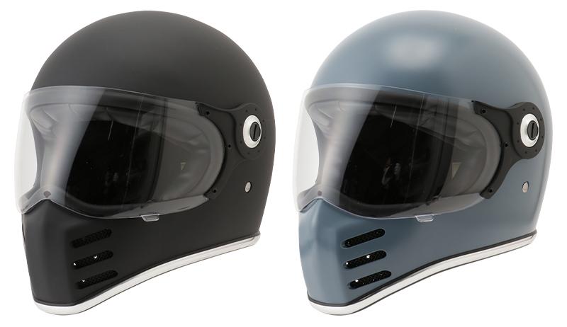 RIDEZ からハードなシルエットのフルフェイスヘルメット「RIDEZ X HELMET」が登場! 記事2