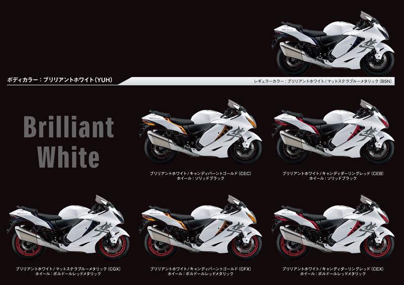スズキ Hayabusa(ハヤブサ) 国内仕様 2021年モデル 記事5