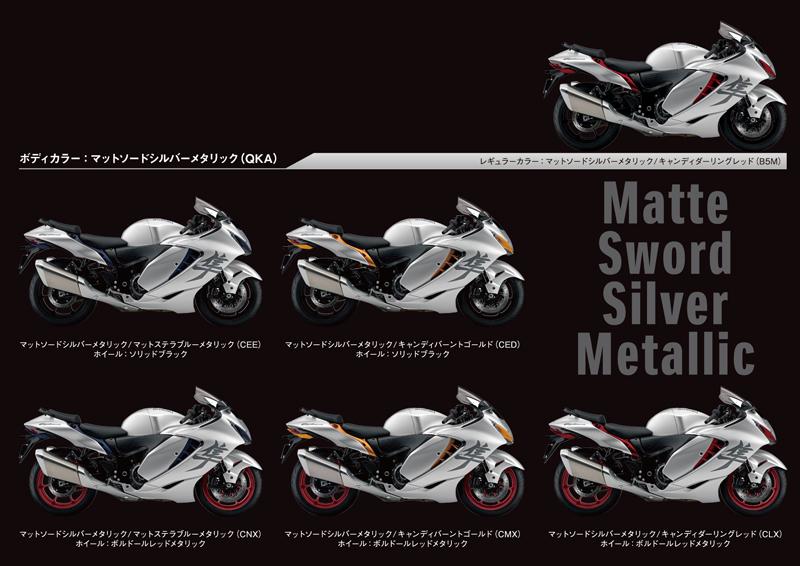 スズキ Hayabusa(ハヤブサ) 国内仕様 2021年モデル 記事6