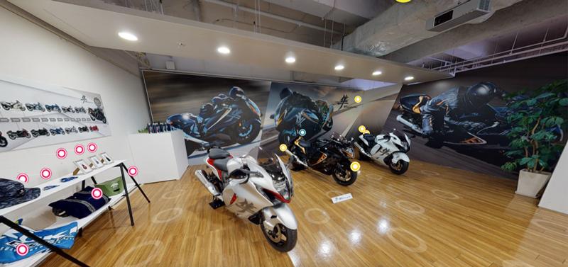 【スズキ】「スズキ WEB モーターサイクルショー2021」特設サイトを公開 記事2