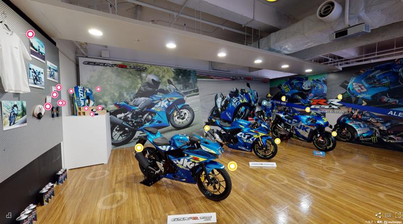 【スズキ】「スズキ WEB モーターサイクルショー2021」特設サイトを公開 記事3