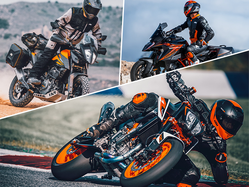 【KTM】憧れの KTM でバイクライフをスタートしたいなら!「免許サポートキャンペーン」を4/1~9/30まで開催 メイン