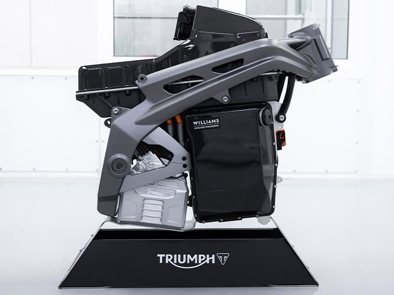 【トライアンフ】電動バイクに関する研究「TE-1プロジェクト」全4フェーズ中2つのフェーズにおいて目標値を上回る結果を達成 メイン