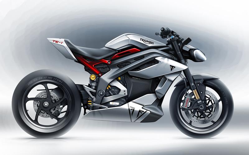 【トライアンフ】電動バイクに関する研究「TE-1プロジェクト」全4フェーズ中2つのフェーズにおいて目標値を上回る結果を達成 記事3
