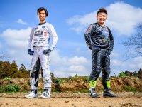 オフロードウェアの世界に復帰するゴールドウィンモーターサイクルが野崎史高・中島漱也とウェアサポート契約を締結 メイン