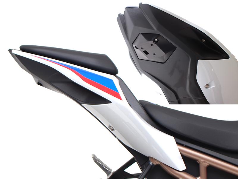 取外しカンタンでサーキット走行に便利! アクティブの「フェンダーレスキット」に S1000RR('19~20)用が登場 記事1