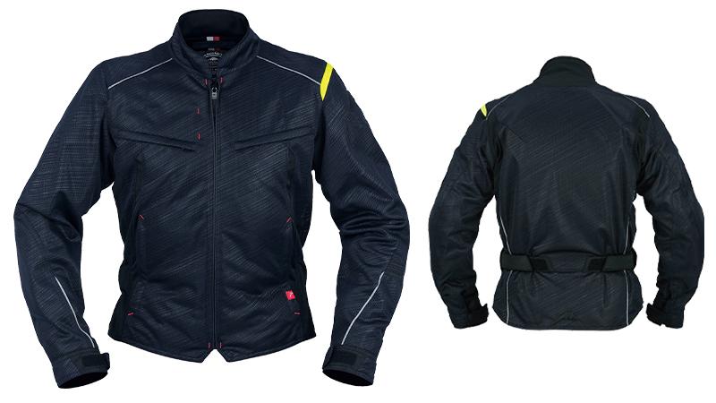 ライディングウェアの老舗クシタニから新作メッシュジャケット2モデルが発売 記事3