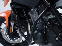 R&G の「アドベンチャーバー」に KTM 890 Duke R/790 Duke 用が登場 サムネイル