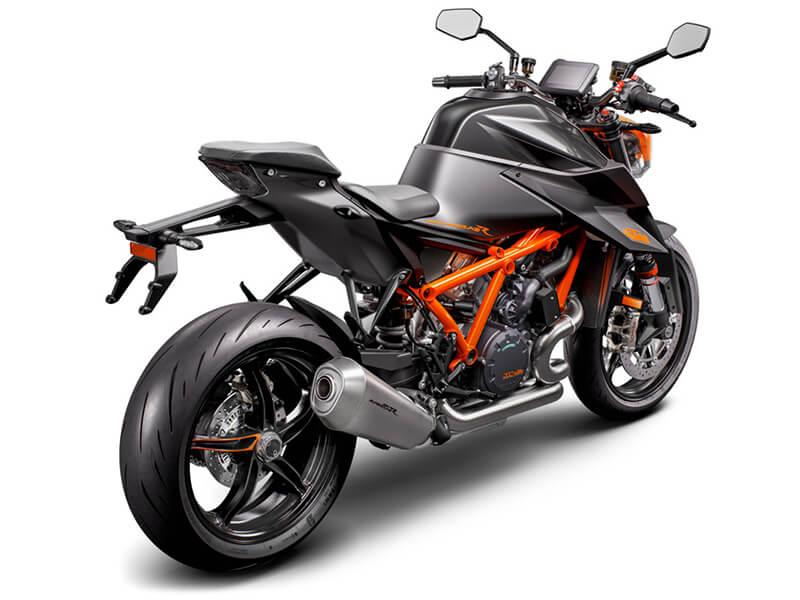 【KTM】KTM 1290 SUPER DUKE R 計174台のリコールを発表 記事1