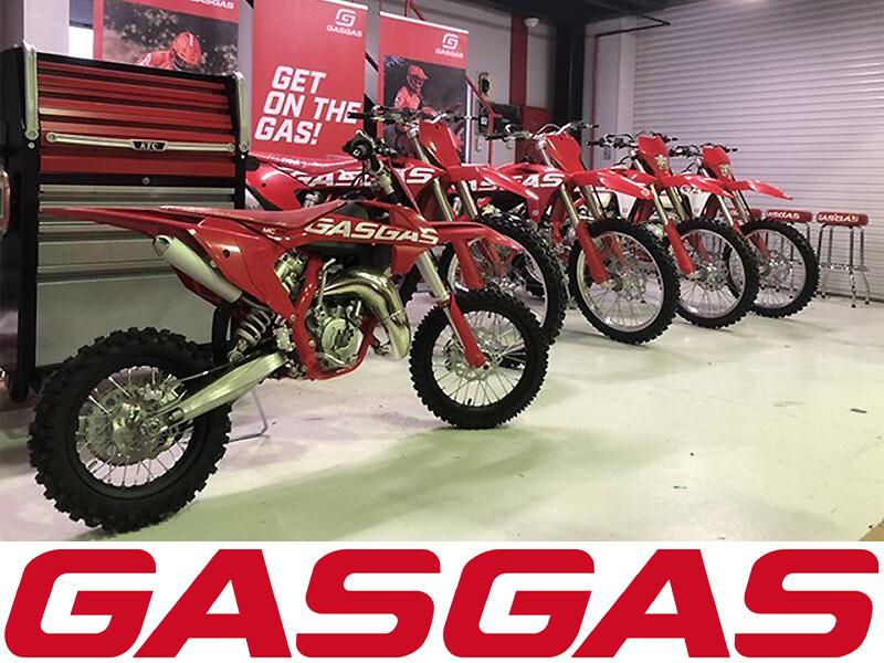 【GASGAS】北海道初のフルラインディーラー「GASGAS NORTE CHITOSE」が4/3グランドオープン メイン
