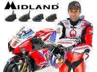 バイク用インカムの MIDLAND がヨハン・ザルコ選手と年間スポンサー契約を締結 メイン