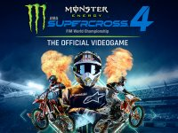 AMA スーパークロスを完全再現したゲーム「Monster Energy Supercross - The Official Videogame 4」が4/15発売予定! サムネイル