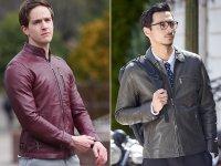 艶感のある革が魅力のレザージャケット「RR」シリーズが RIDEZ から発売 メイン