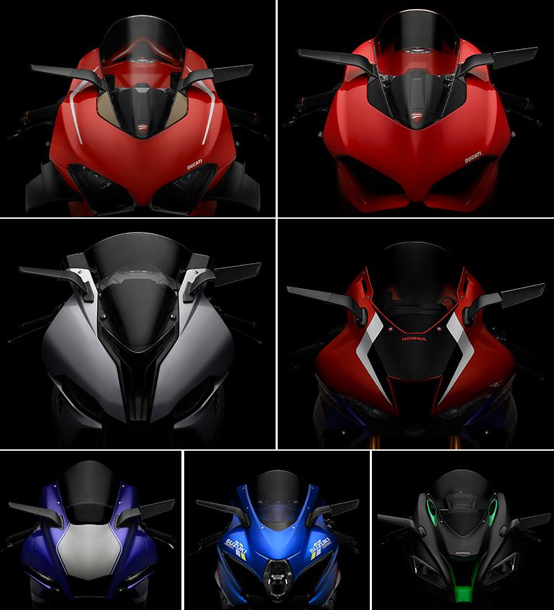 MotoGP の空力パーツをイメージしたスタイリッシュなバックミラー「STEALTH」がリゾマから発売 記事1