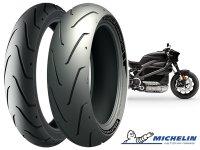 ミシュランの「MICHELIN Scorcher Sport」がハーレーの電動スポーツバイク「LiveWire(R)」の純正タイヤに採用 メイン