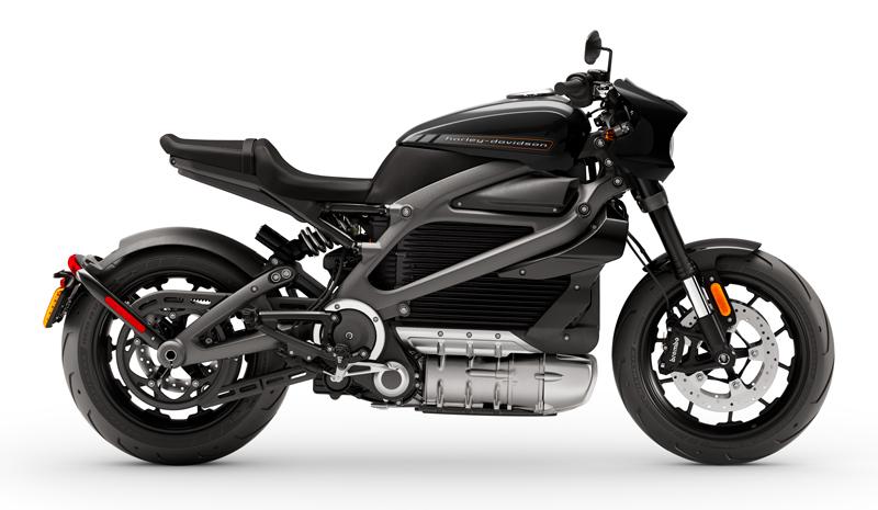 ミシュランの「MICHELIN Scorcher Sport」がハーレーの電動スポーツバイク「LiveWire(R)」の純正タイヤに採用 記事1