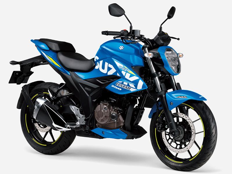 スズキ ジクサーSF250 ジクサー250 2021年モデル 記事4