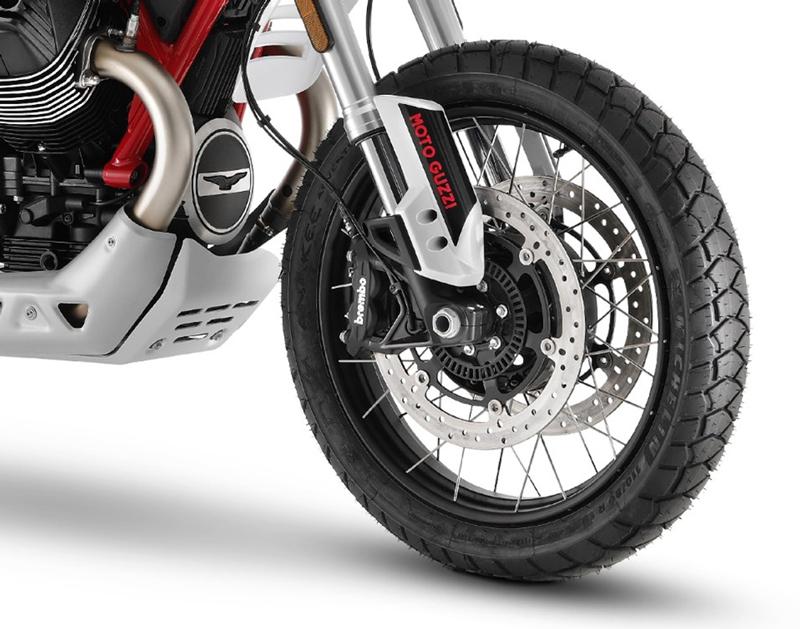 モトグッツィ V85 TT V85 TT 100周年記念車 V85 TT Travel 2021年モデル 記事8