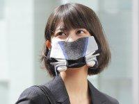 【ヤマハ】YZF-R1M がマスクに?! ウェブで「YZF-R1Mマスク」の作り方を公開 メイン