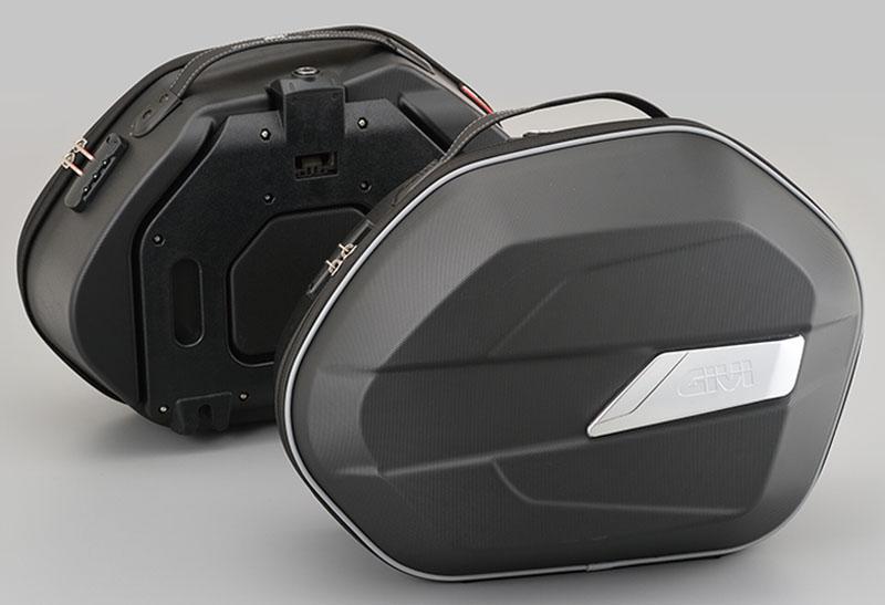 デイトナ セミリジットモノキーサイドボックス「GIVI WL900 ウエイトレス(左右1セット)」メイン