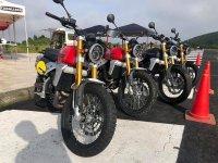 「バイク女子部学園ミーティング」と杉並のカフェ「バニービーチ」のコラボ企画をモータリスト合同会社が実施 メイン