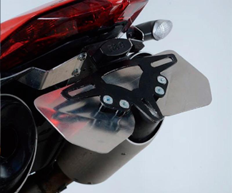 R&G 製「フェンダーレスキット」にドゥカティ ハイパーモタード950用がラインナップ 記事1