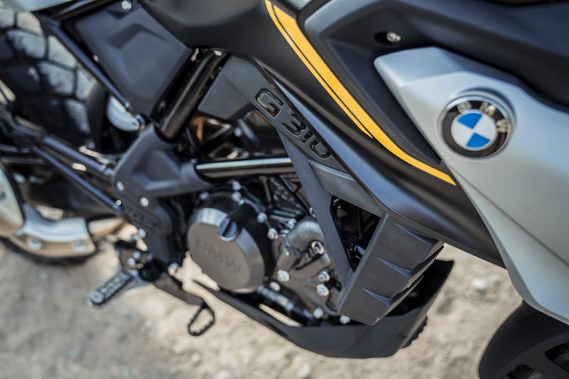 BMW G 310 GS 2021年モデル 記事3