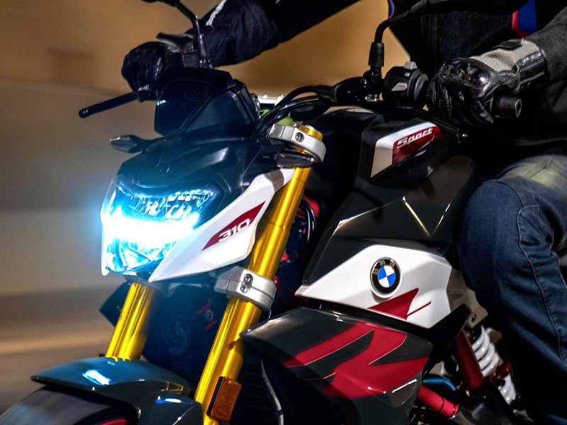 BMW G 310 R 2021年モデル 記事2
