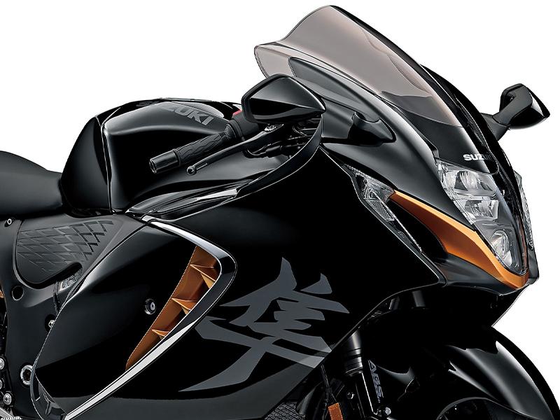【スズキ】5月よりインドの生産販売子会社で新型「Hayabusa」の販売をスタート メイン
