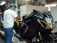 【スズキ】5月よりインドの生産販売子会社で新型「Hayabusa」の販売をスタート サムネイル