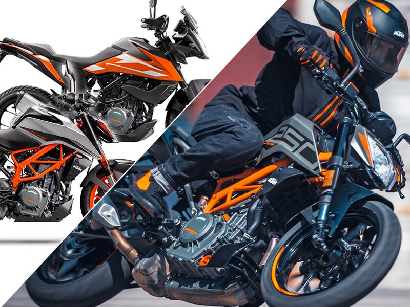 【KTM】MY 2021ストリートモデル6車種の価格を6/1より改定 メイン
