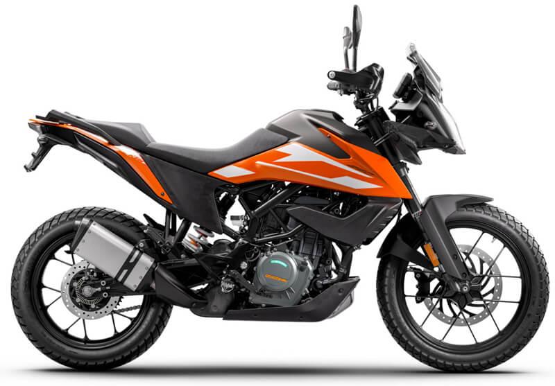 【KTM】MY 2021ストリートモデル6車種の価格を6/1より改定 記事3