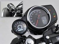 ホンダ GB350に適合するボルトオンタイプのタコメーターキットが5月中旬にデイトナから発売! メイン