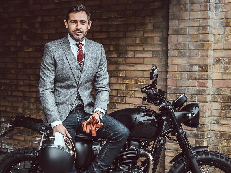 【トライアンフ】「2020 Distinguished Gentleman's Ride」のオフィシャルスポンサーとして8年目を迎える メイン