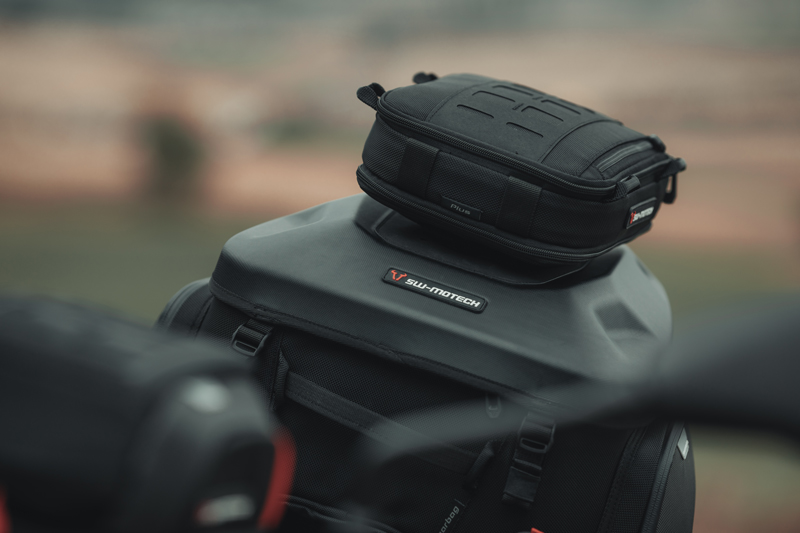 SW-MOTECH のシートバッグ「PRO TAIL BAGS」がアクティブから発売 記事3
