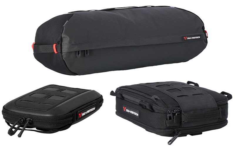 SW-MOTECH のシートバッグ「PRO TAIL BAGS」がアクティブから発売 記事8