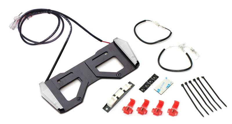 テール周りをスッキリ見せる!「LED ナンバーサイドウインカー コンパクト Mini」が6月末にアクティブから発売 記事3