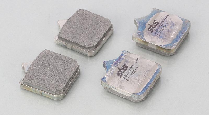SBS ブレーキパッドの新製品「DS-1」シリーズと「RST」シリーズがキタコから発売! 記事1