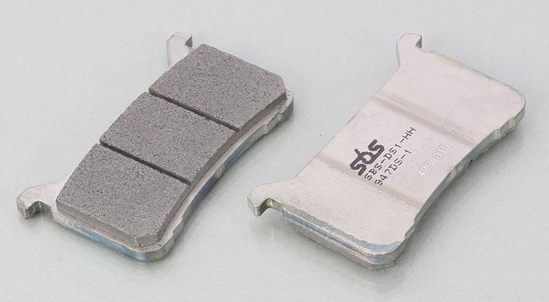 SBS ブレーキパッドの新製品「DS-1」シリーズと「RST」シリーズがキタコから発売! 記事2