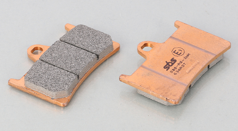 SBS ブレーキパッドの新製品「DS-1」シリーズと「RST」シリーズがキタコから発売! 記事5