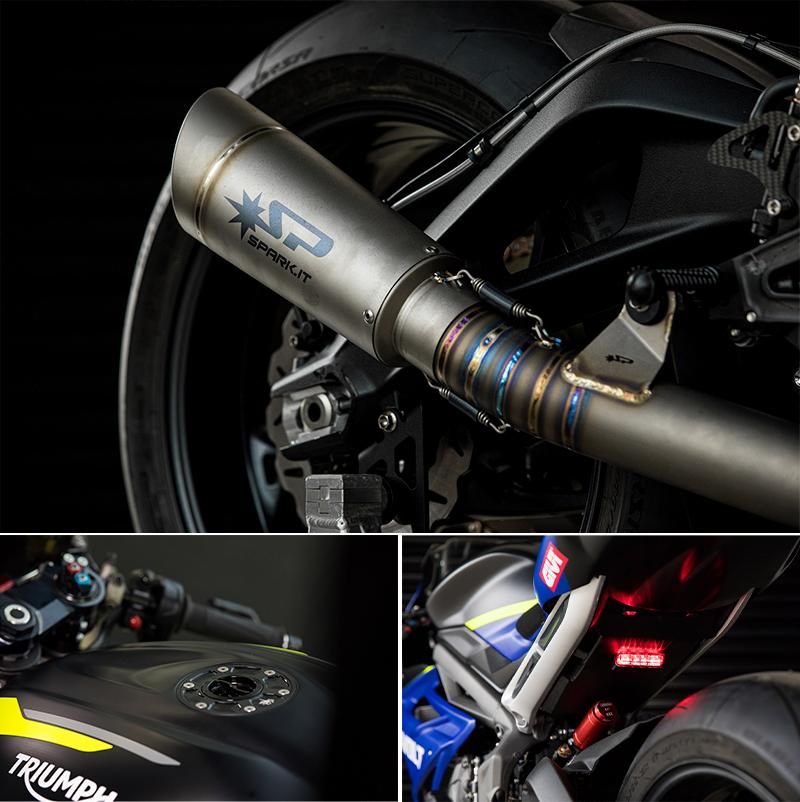 【トライアンフ】英国スーパーバイク選手権に「Dynavolt Triumph」として参戦! 車両はストリートトリプル RS ベース 記事4
