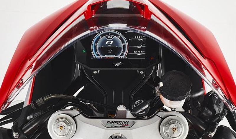 MVアグスタ SUPERVELOCE 800 2021年モデル 記事7