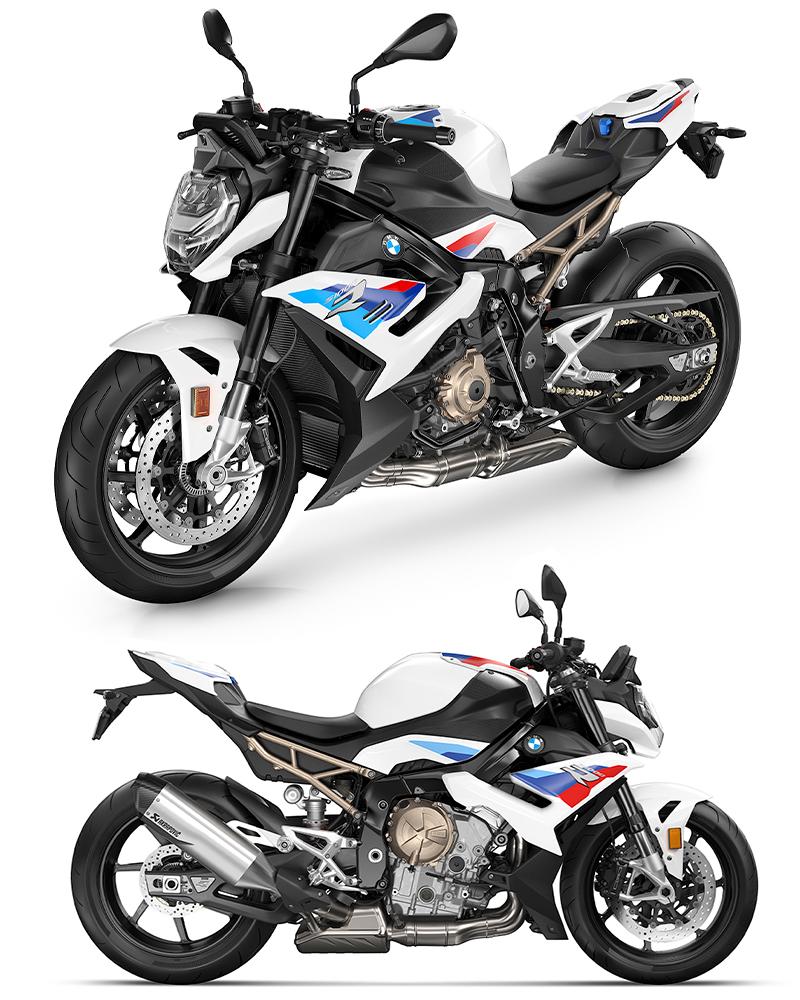 BMW S 1000 R 2021年モデル 記事6
