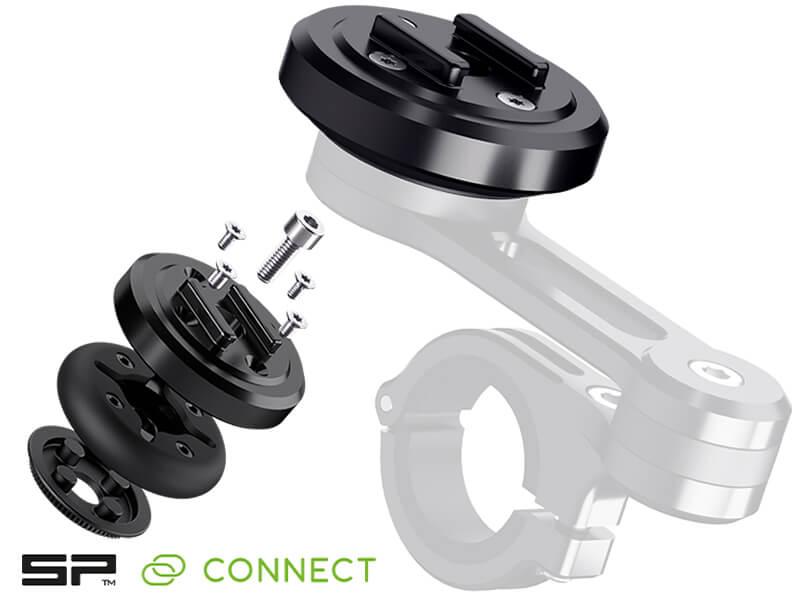 iPhone に搭載されるカメラのオートフォーカス機能をバイクの振動から護る「SP CONNECT アンチバイブレーションモジュール」が発売 メイン