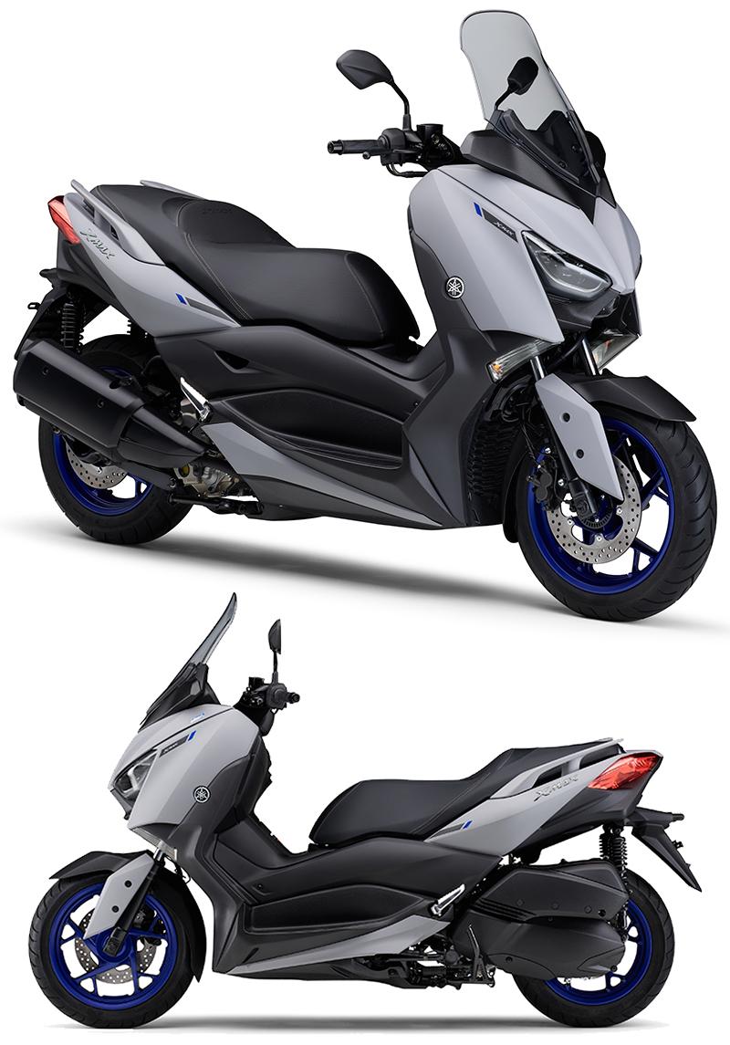 ヤマハ XMAX ABS 2021年モデル 記事1